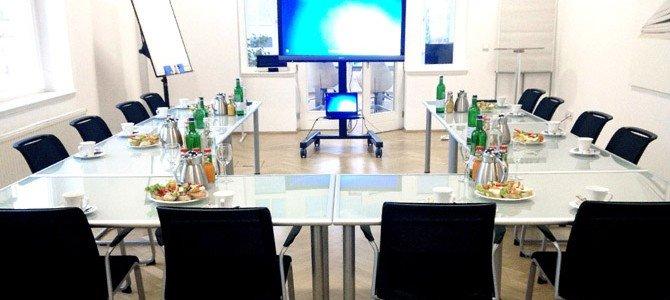 Tagungsräume bis zu 50 Personen in Leipzig »