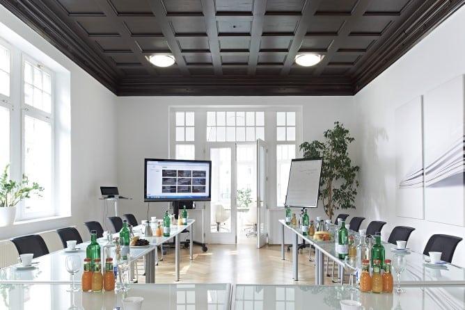 Leipziger Seminarhotel mit Seminarraeumen