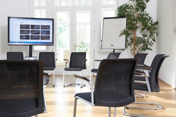 seminarhotel in Leipzig Bestuhlung