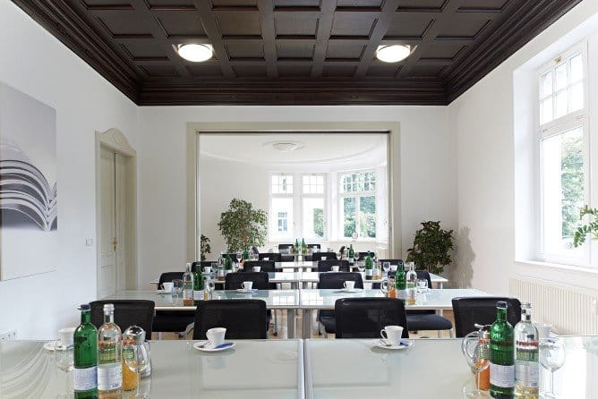 Seminarhotel und Seminarräume in Leipzig